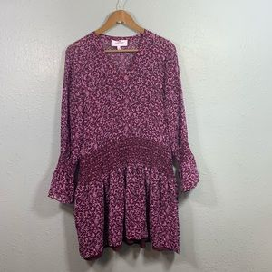 Derek Lam 10 Crosby Silk Sheath Dress Size 12 $595